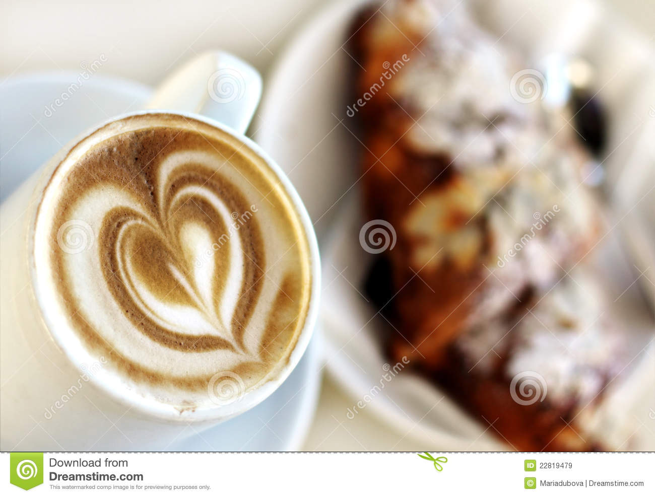 Cup Of Coffee Royalty Free Stock Images Image 22819479