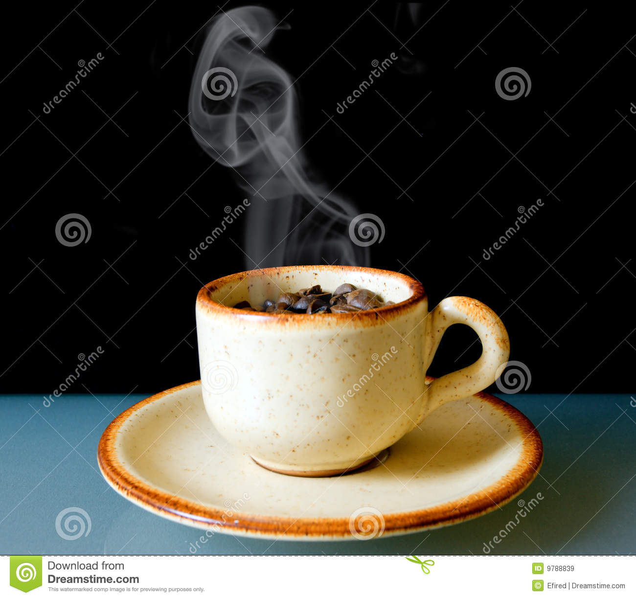 Cup Of Coffee Royalty Free Stock Images Image 9788839