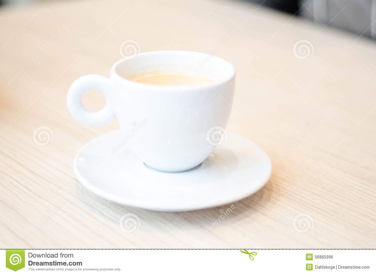 Cup Of Coffee Stock Photo Image 56865996