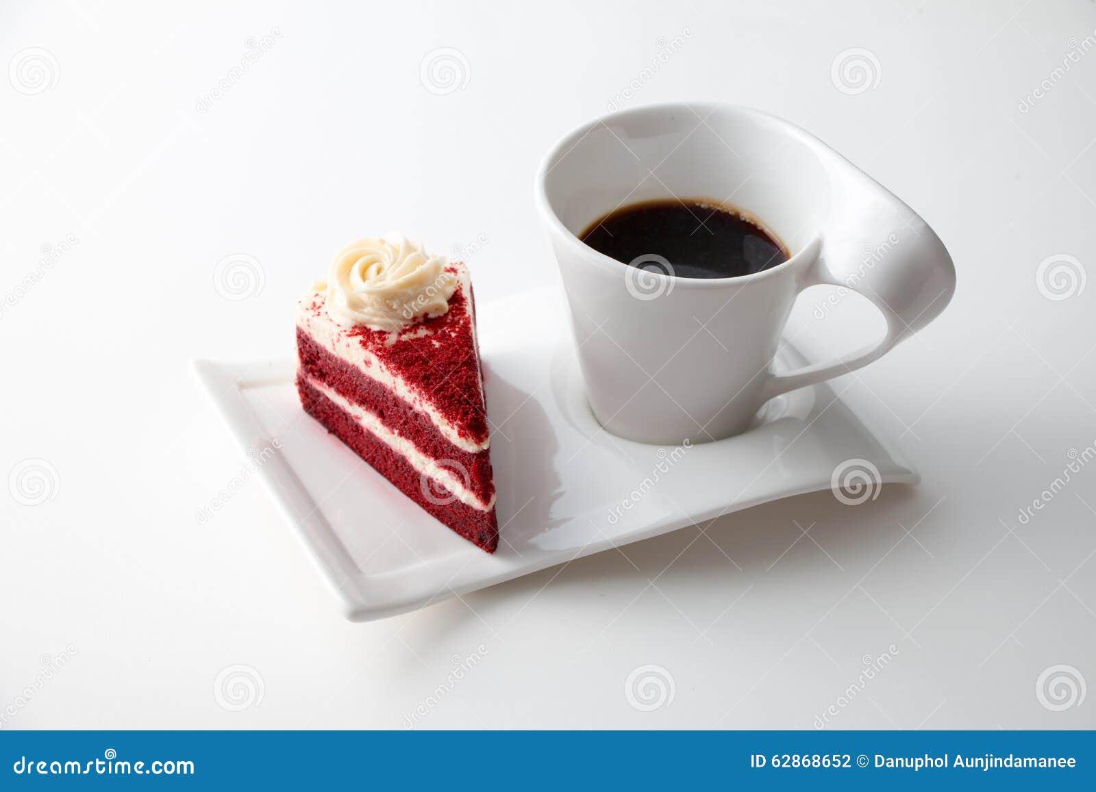 Red Velvet Cake Caffeine