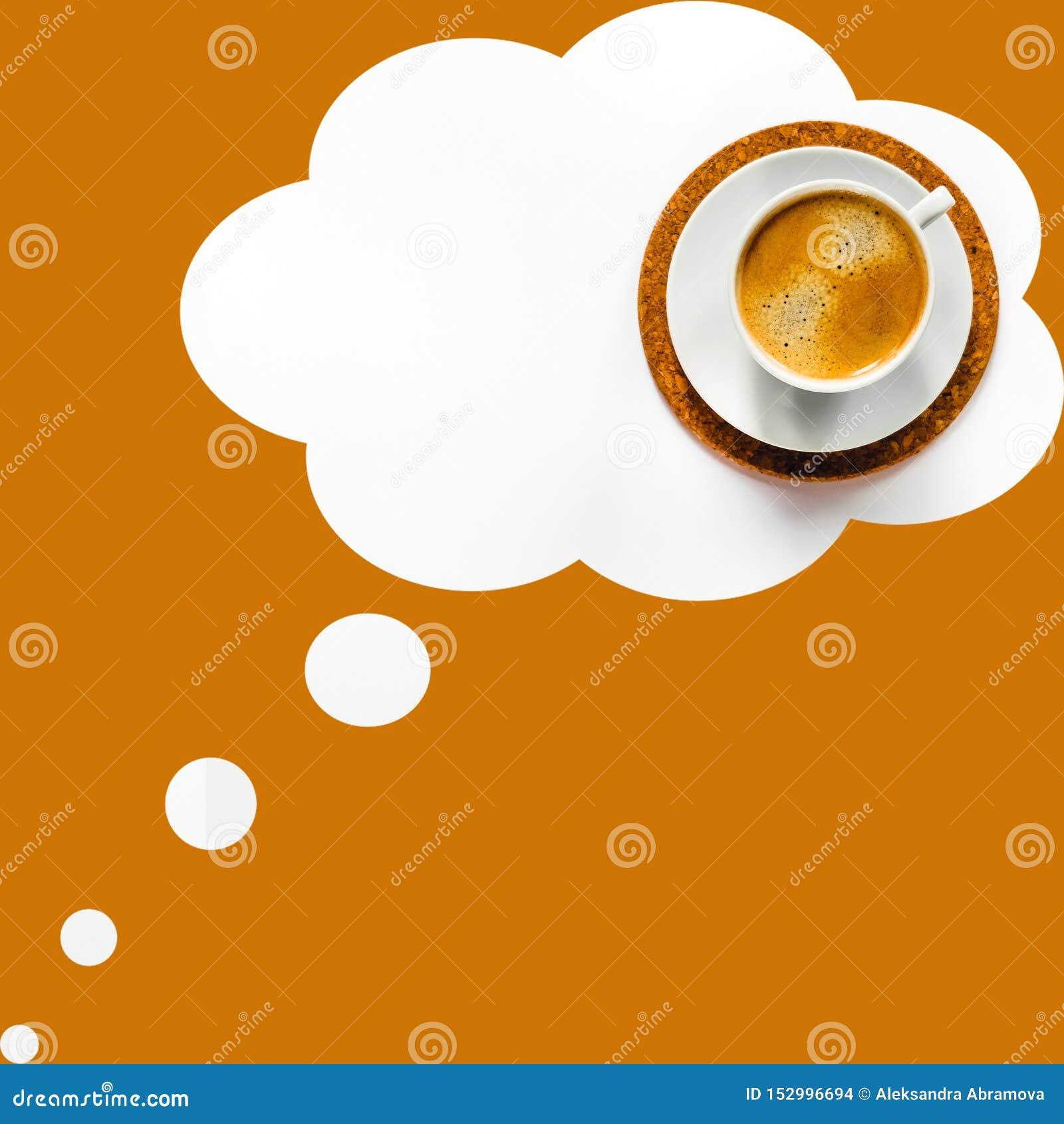 A Cup of espresso in your dreams.