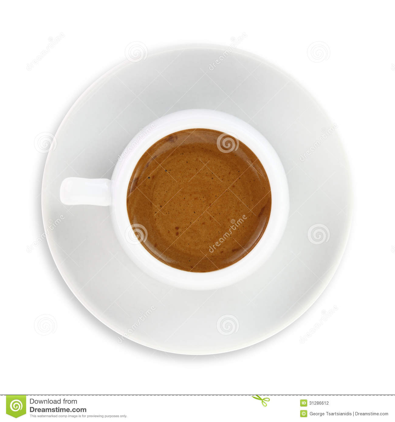 Cup Of Greek Turkish Coffee Stock Photo Image Of Cafe