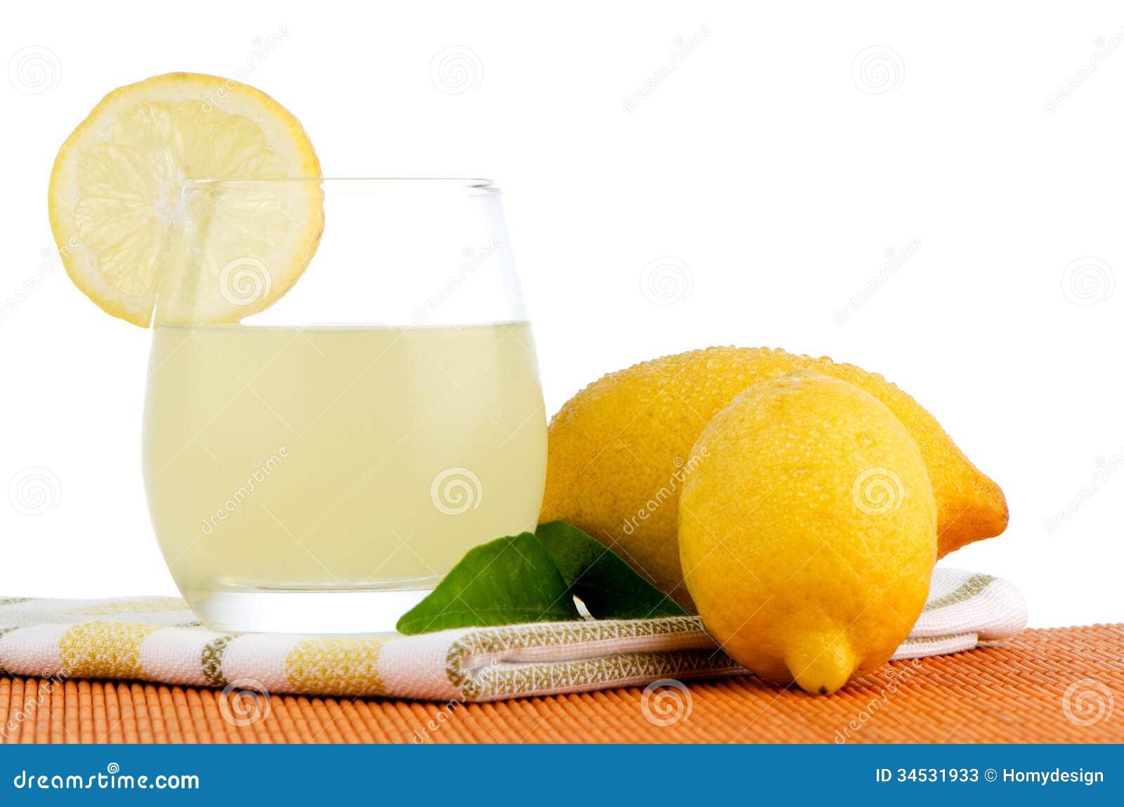 how to make fresh lemon juice