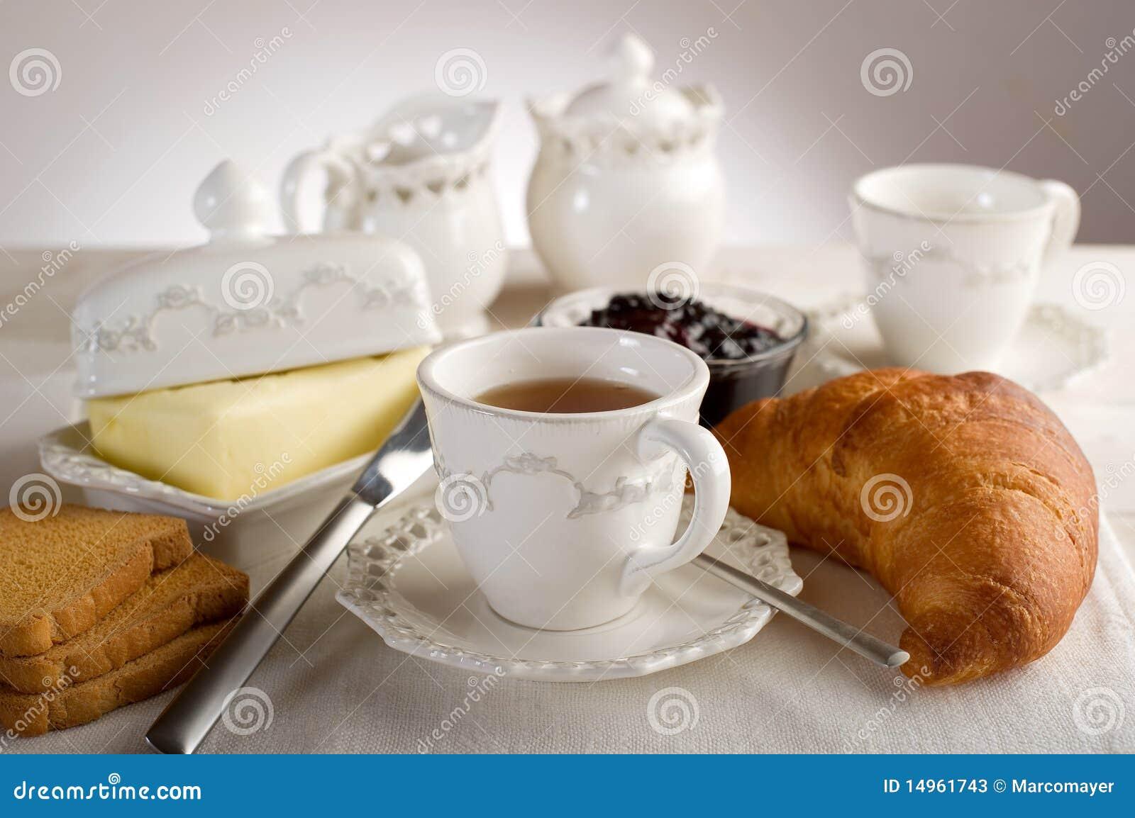 Cup mit englischem Tee