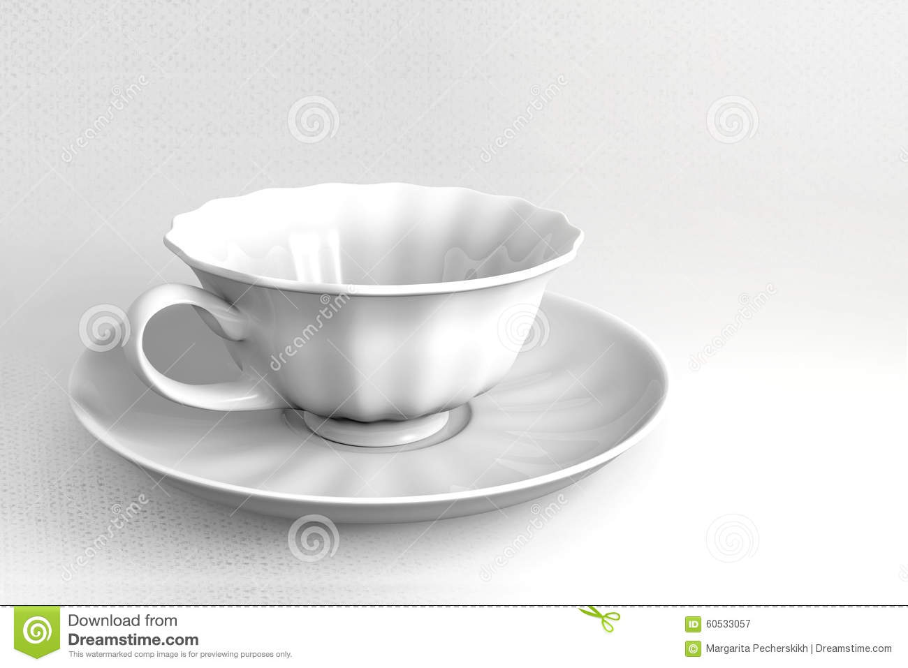 Cup stock image  Image of plan, background, milk, flower - 60533057