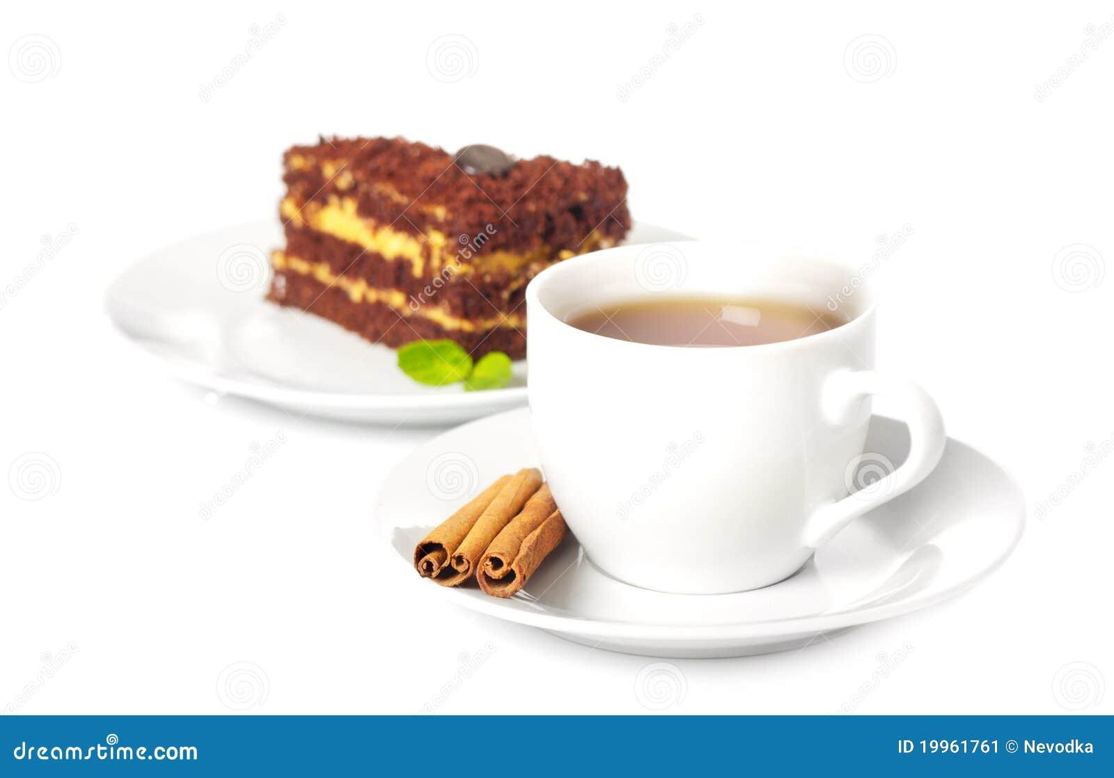 Piece Of Coffee Cake