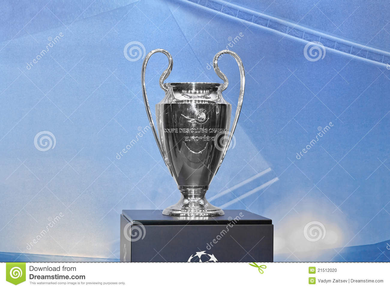 Cup of UEFA Champions League