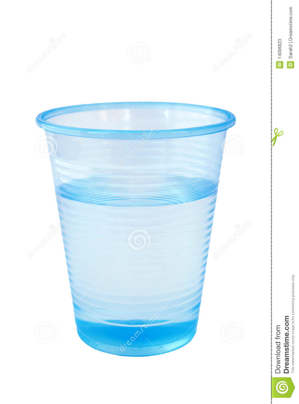 Cup Of Water Stock Photos - Image: 14006823