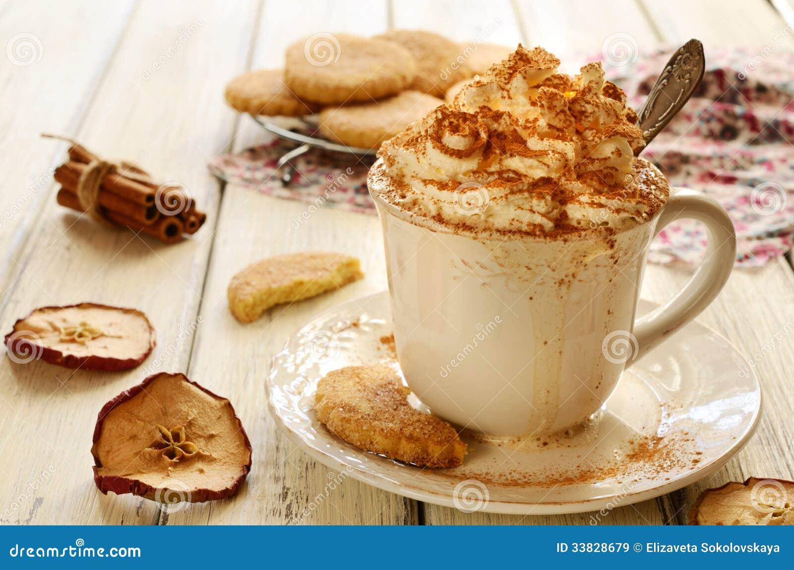 Ингредиенты классического рецепта кофе по венски