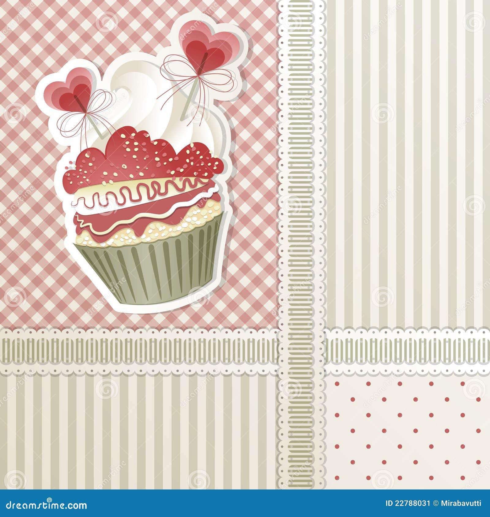 Cupcake βαλεντίνος του s
