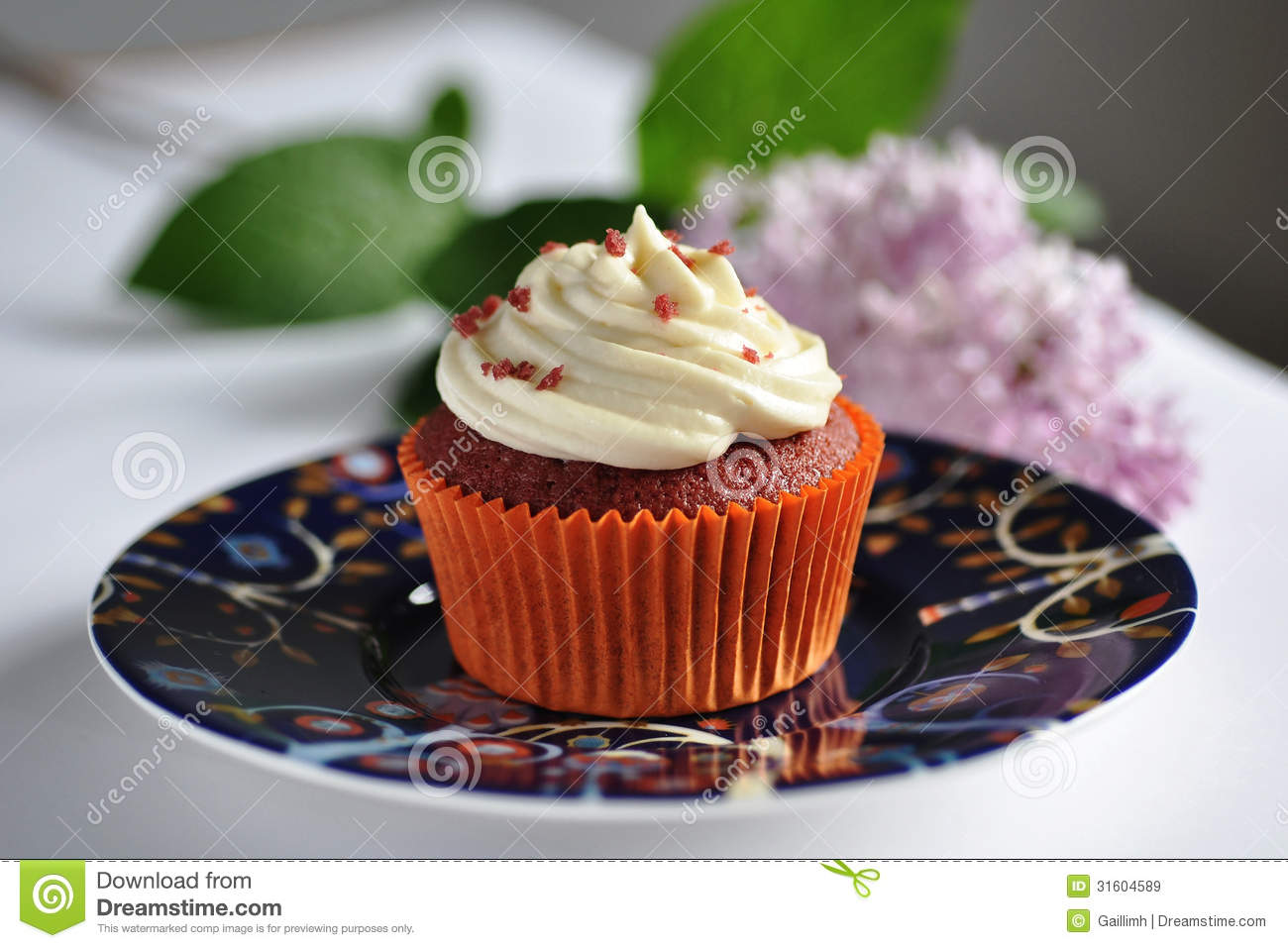 Cupcake Royalty Free Stock Images - Image: 31604589