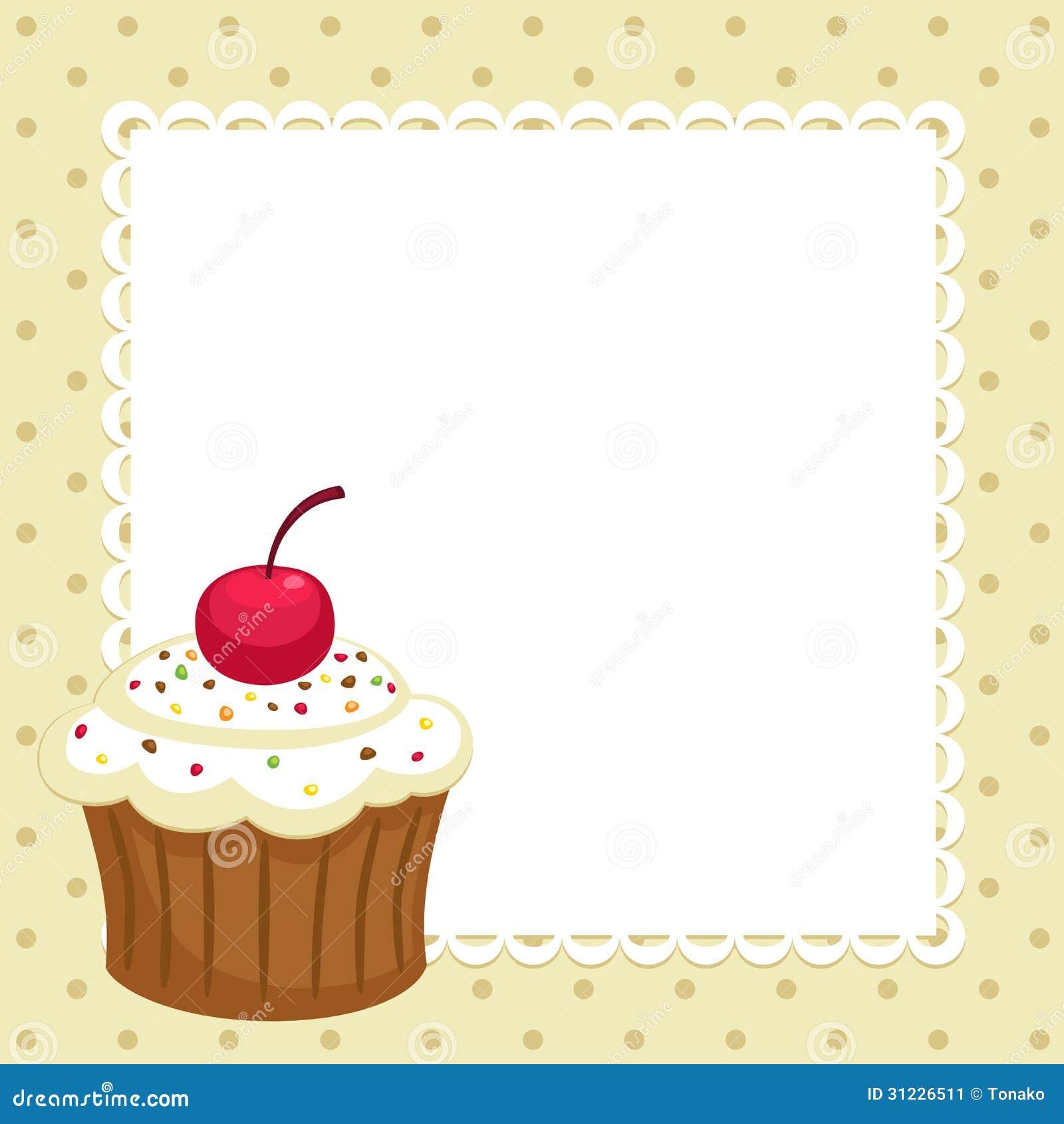 Cupcake Stock Vector Illustration Of Dessert Cute