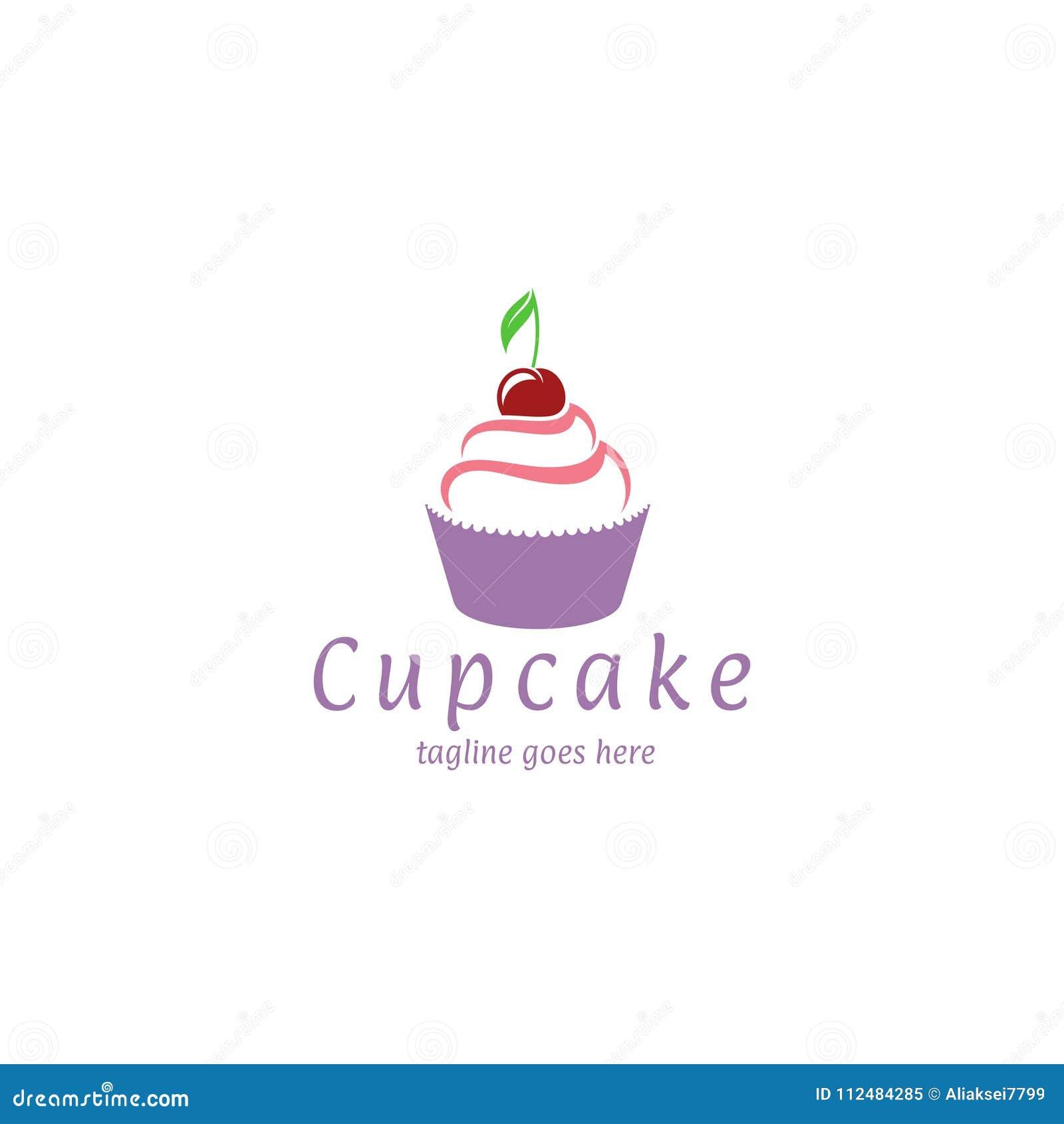 Cupcake zeichen
