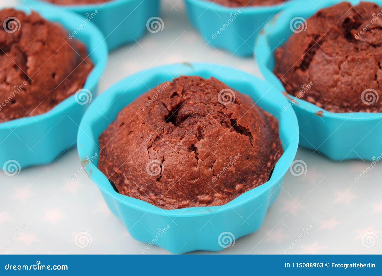 Cupcakes με τη σοκολάτα
