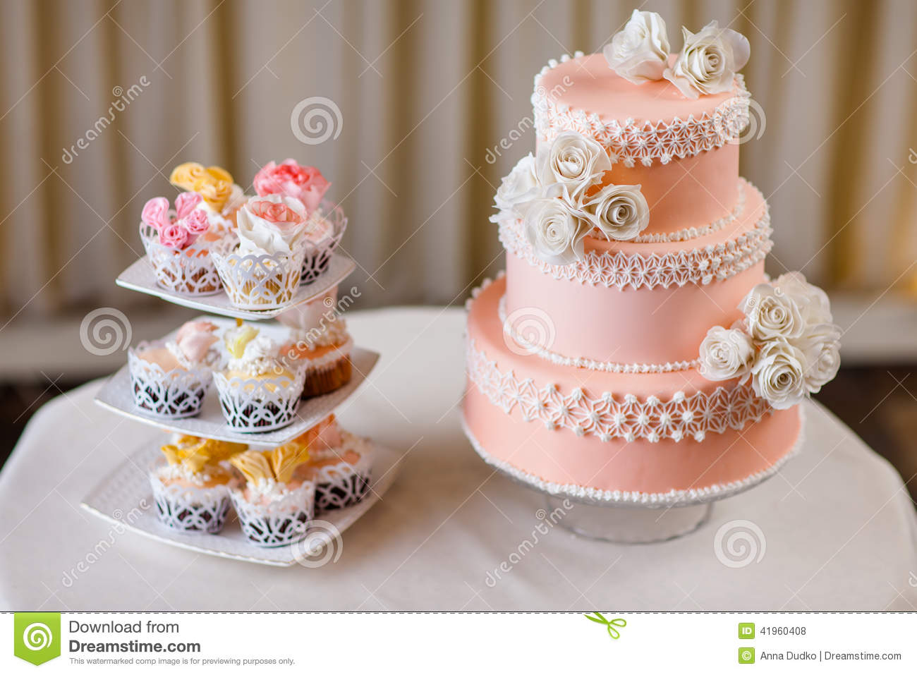 Wedding Cake Deco Enfant