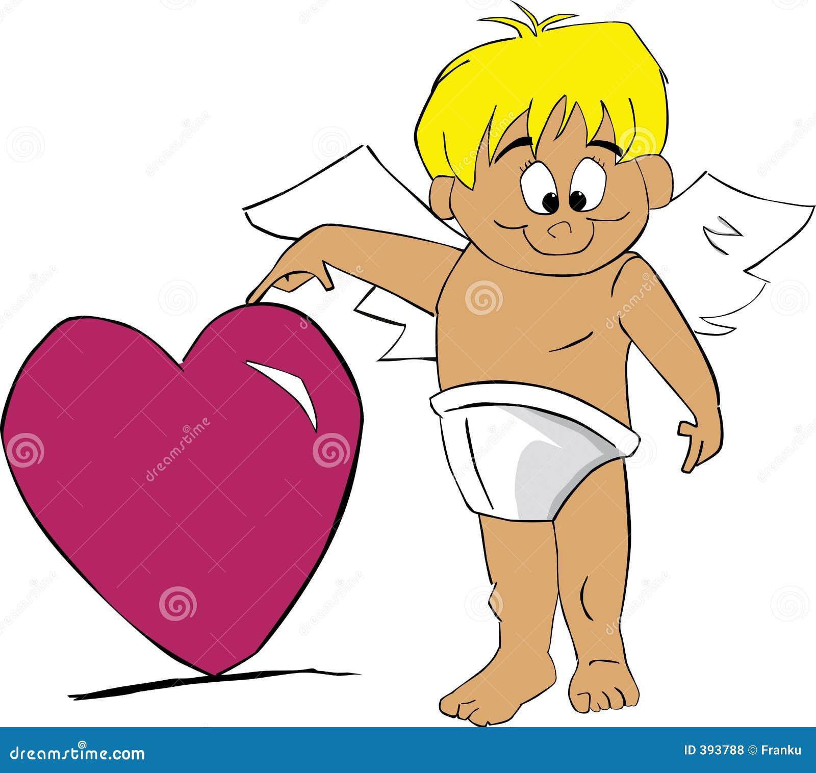 Cupid καρδιά