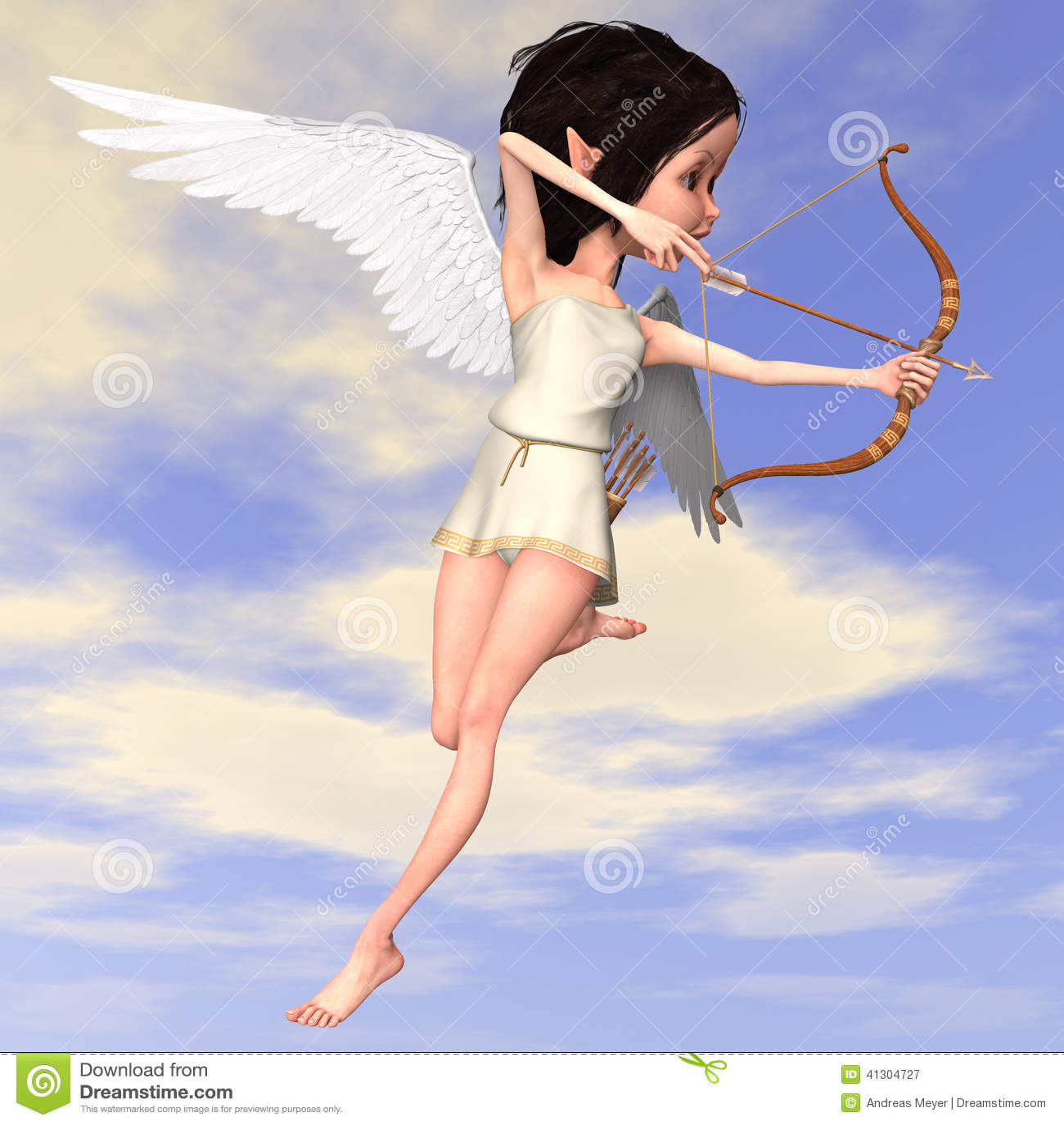 Cupido bonito