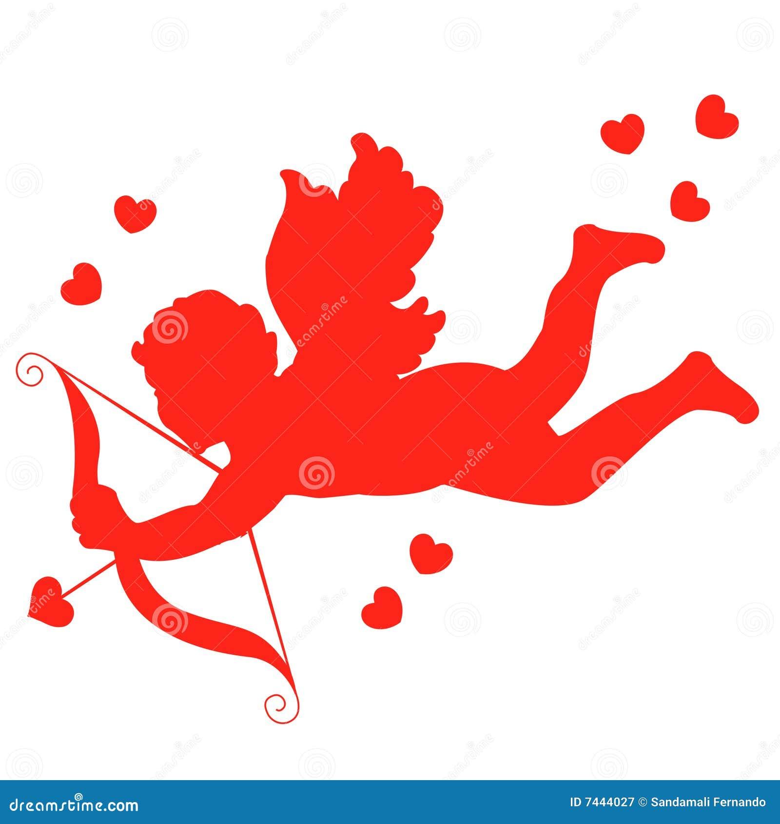 Cupidon illustration de vecteur illustration du anniversaire 7444027 - Image de cupidon gratuite ...