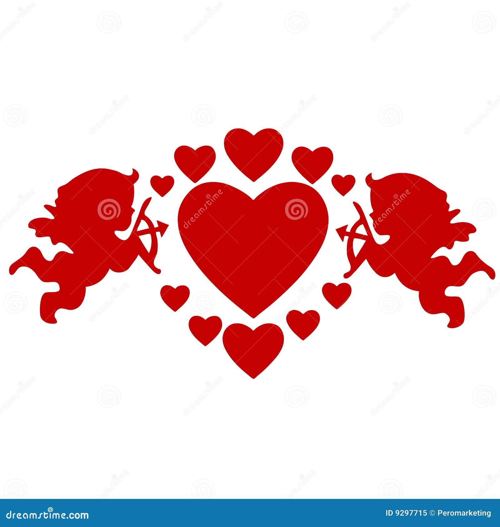 Cupidshjärtor