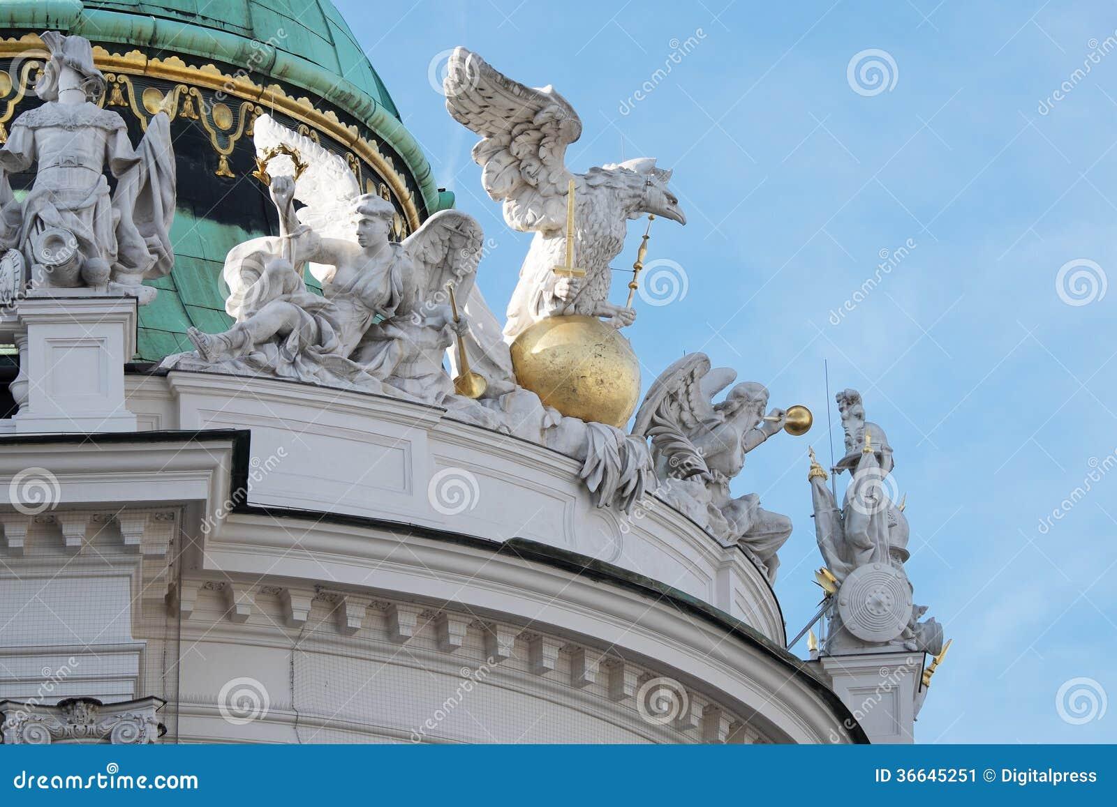 Cupola di Alte Burg, Vienna