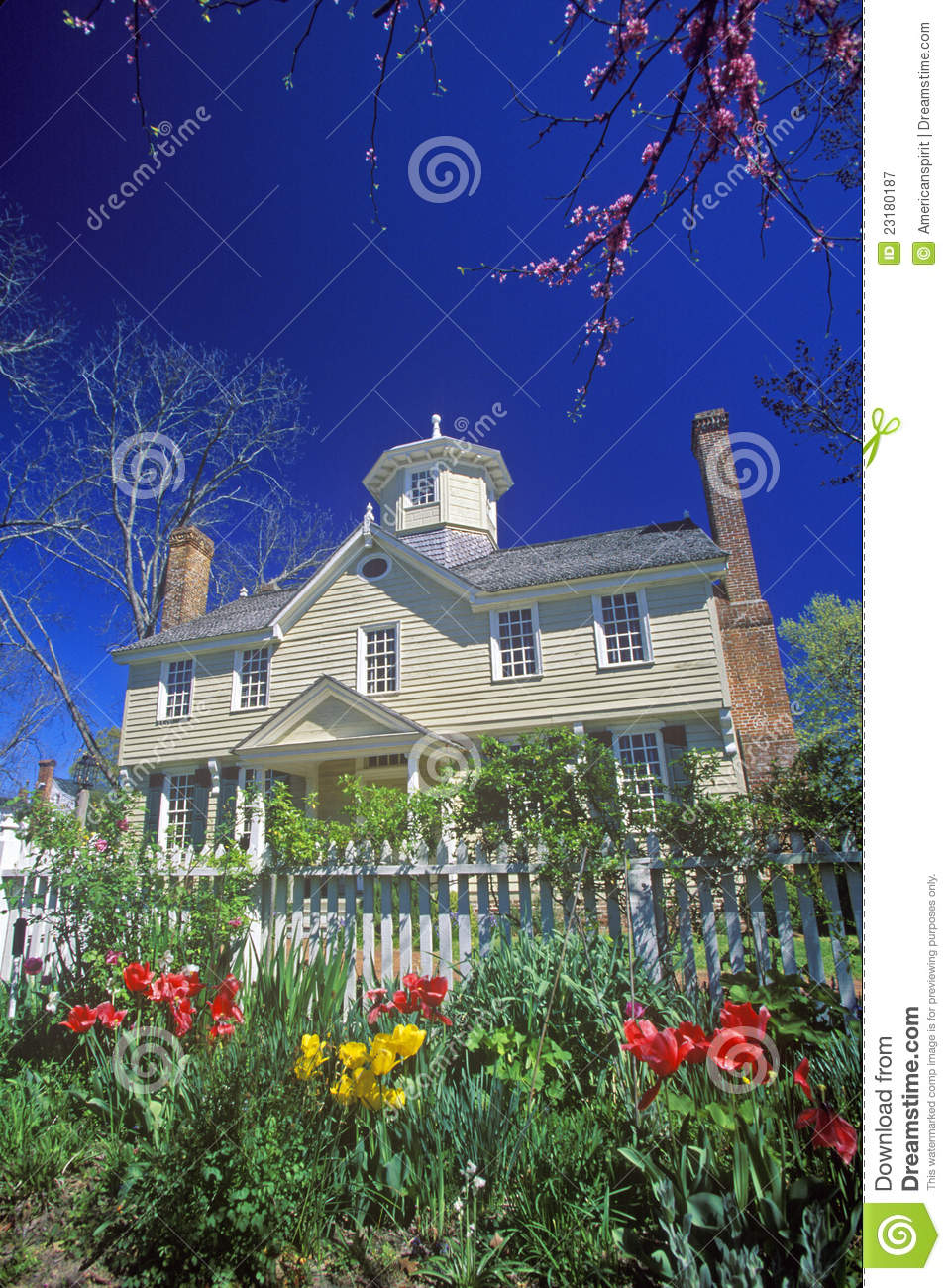 Cupola House Royalty Free Stock Photography Image 23180187