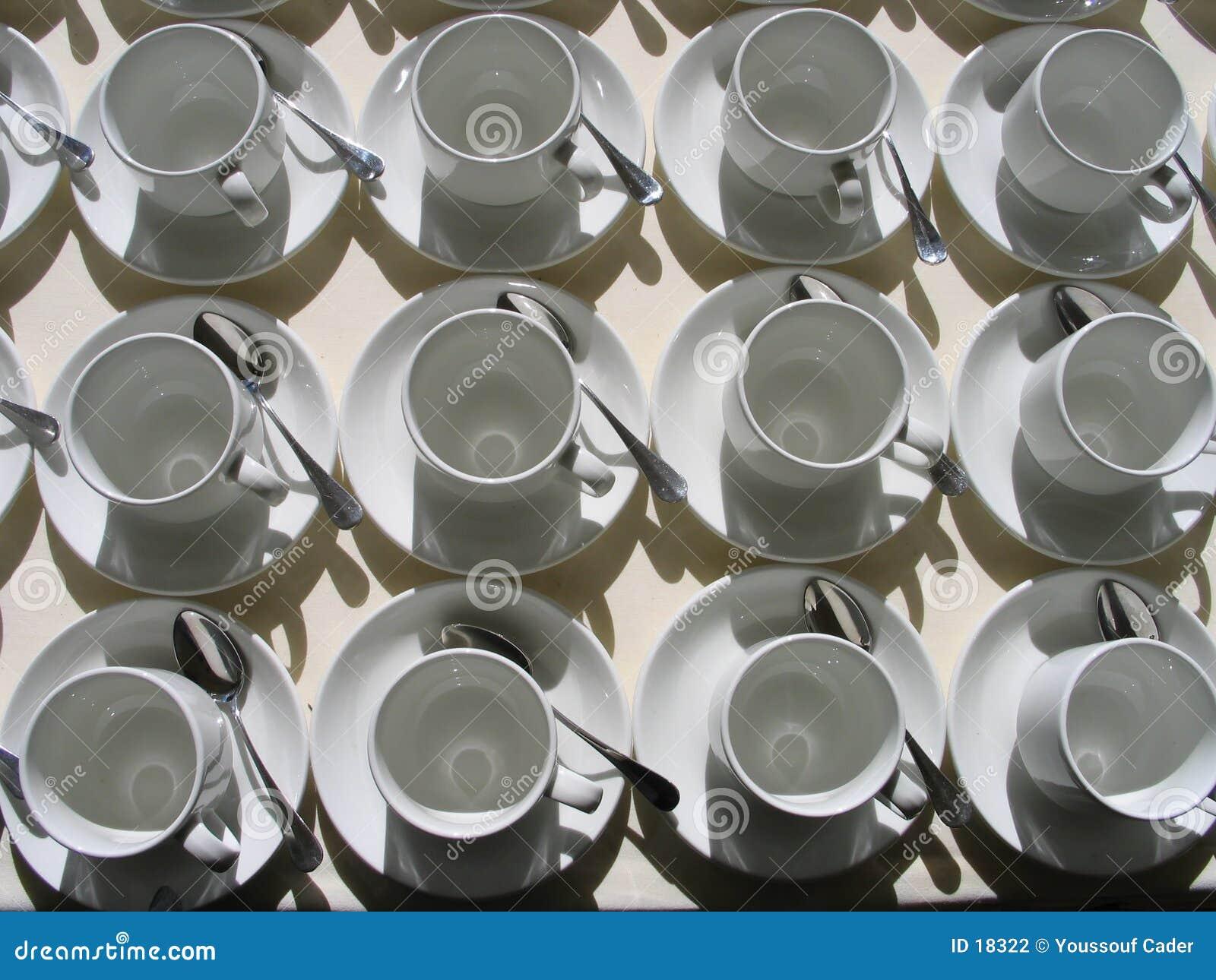Cups övre sikt