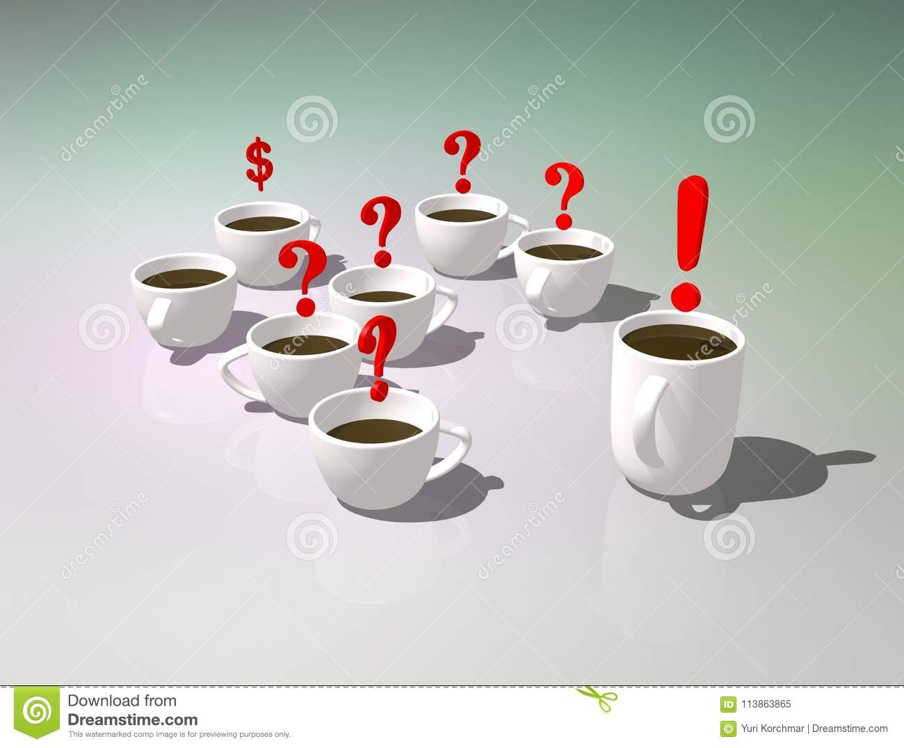 Cups Of Tea  Office Tea Party  Discussion Or Communication