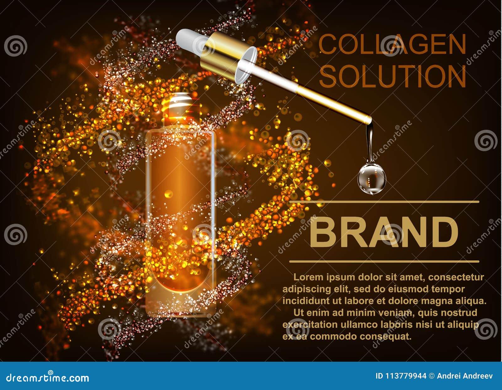 Cura di pelle, la soluzione del collagene Una goccia di Q10 con DNA