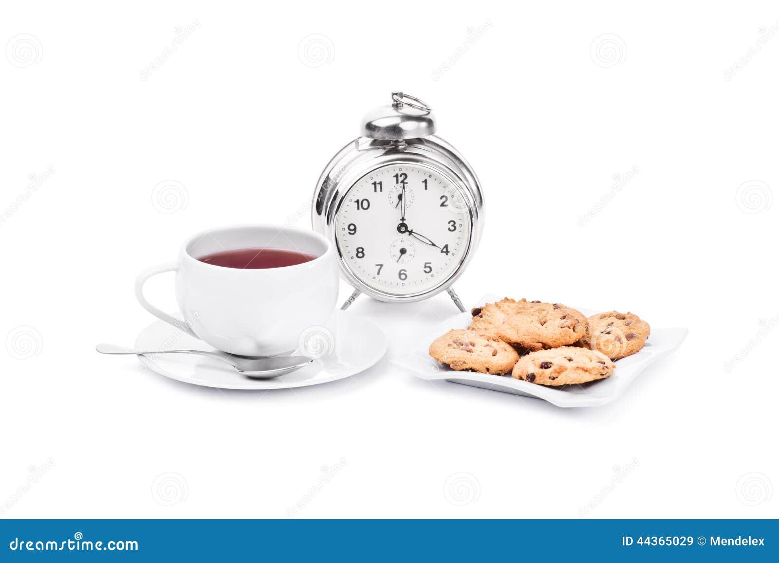 Cura per un certo tè di pomeriggio