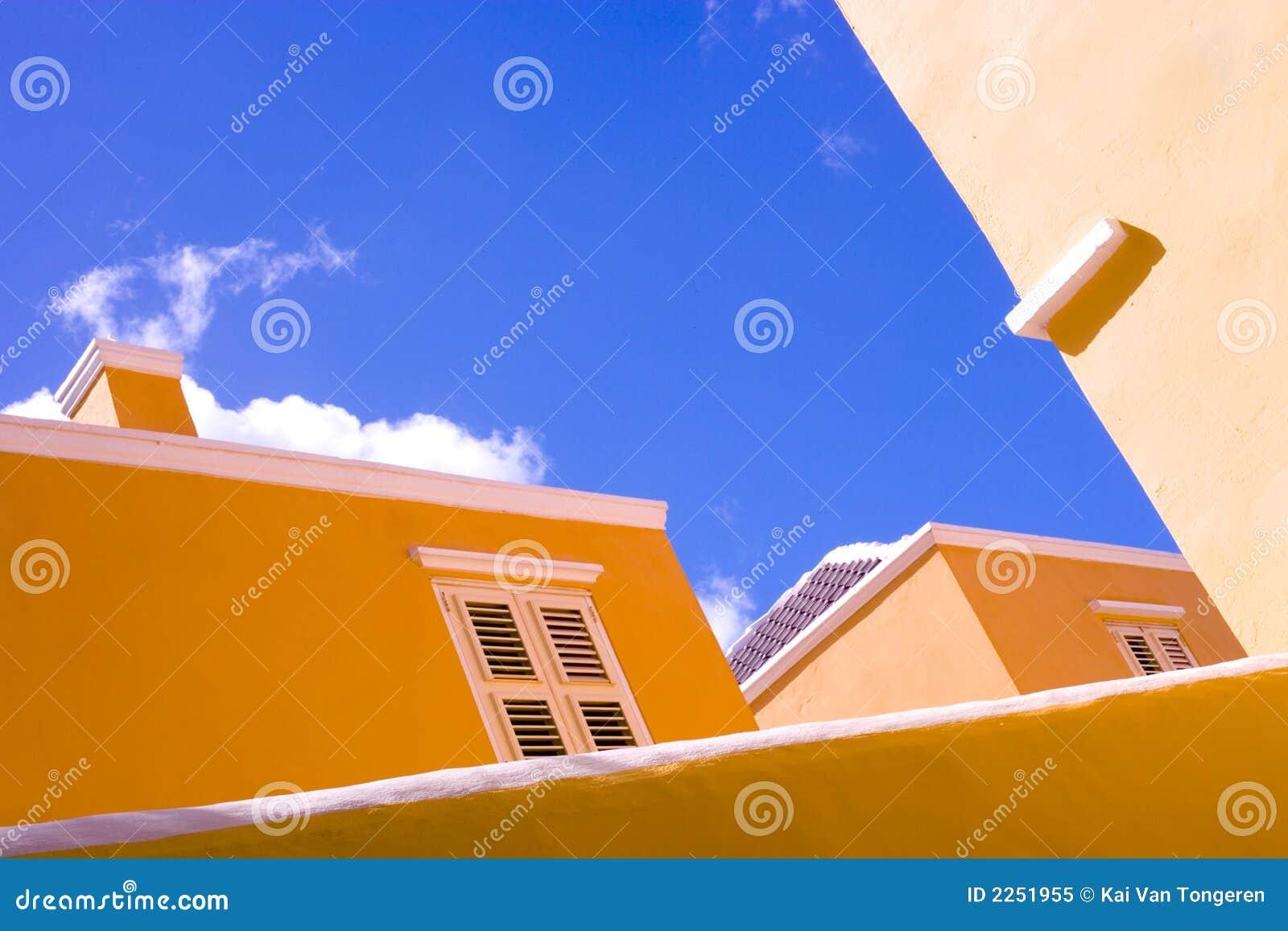 Curacao roof överkanter
