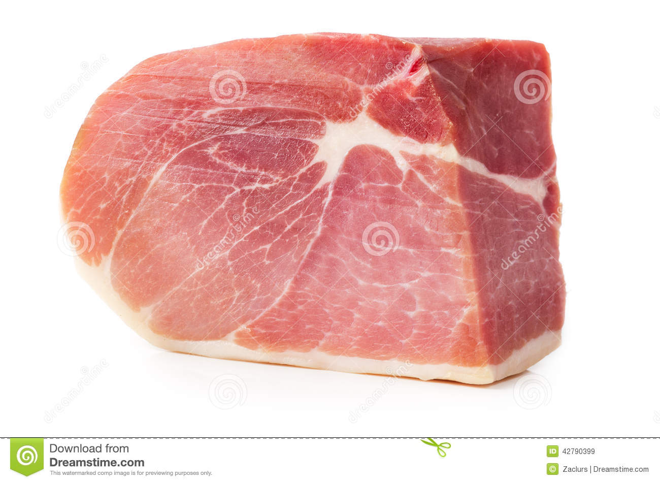 how to cook a piece of ham