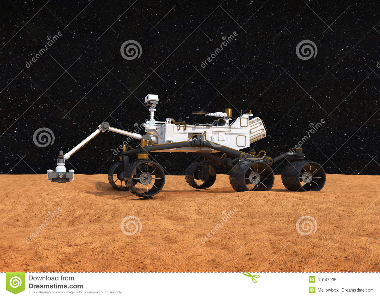 mars rover mission time - photo #37