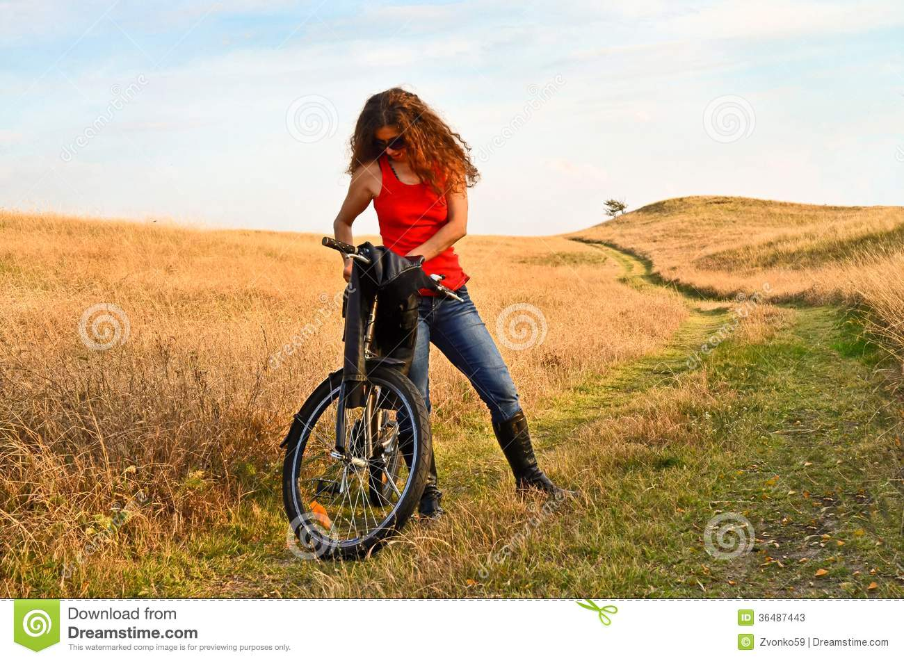 Bicycle Is Good for Body and the Environment