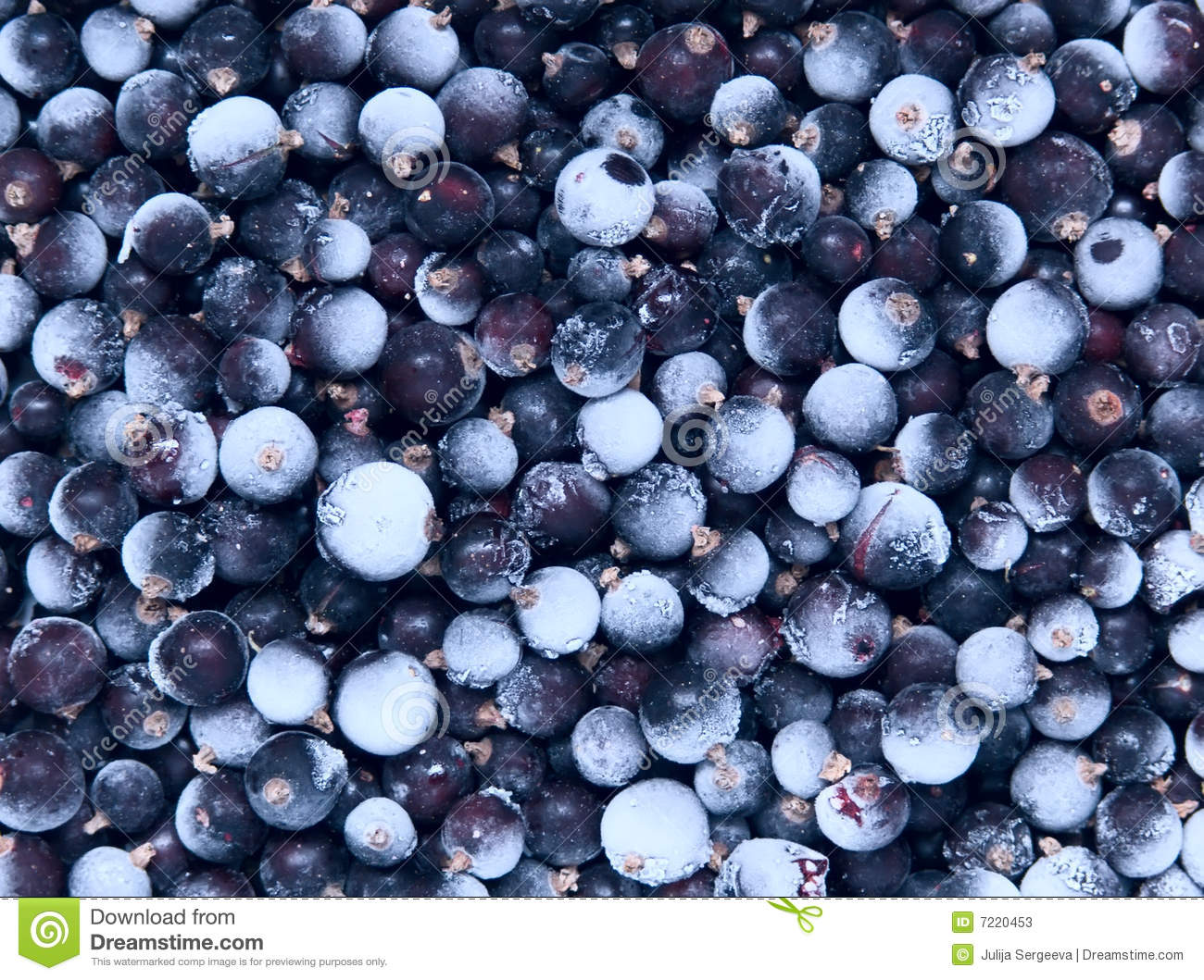 how to eat frozen berries