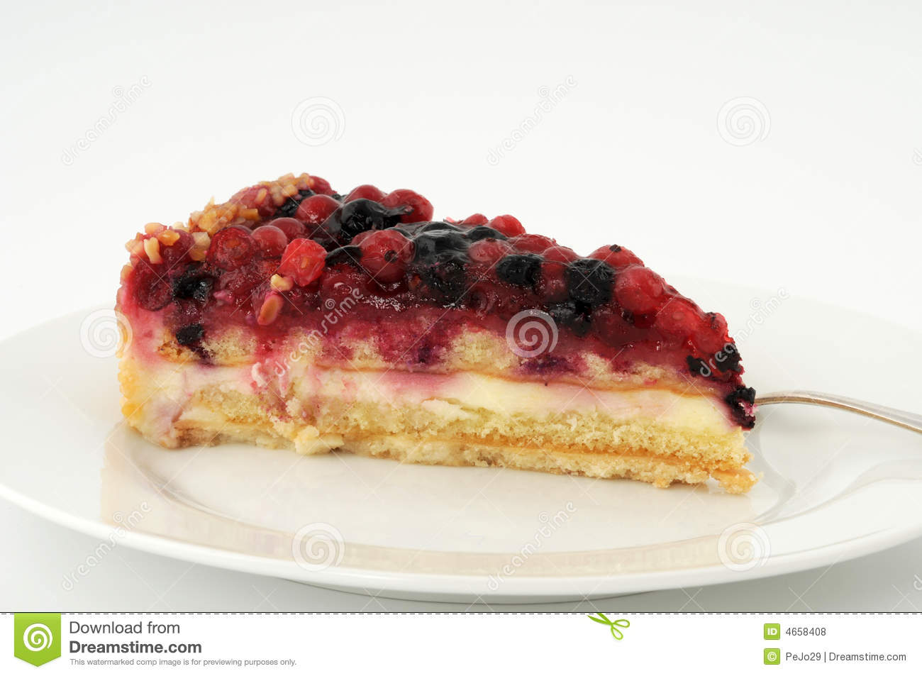 Red Currant Cake German