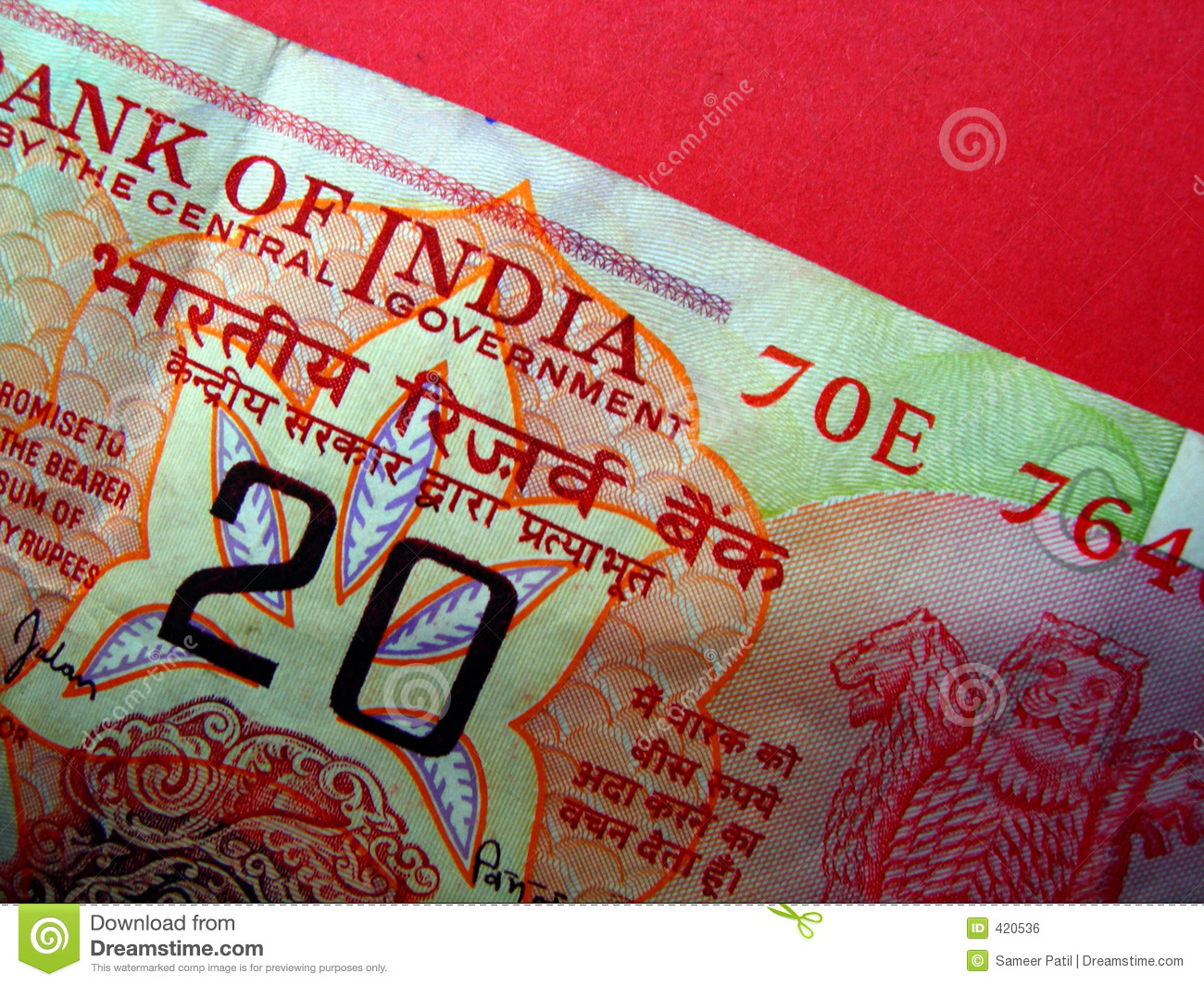 Currency_09 indien
