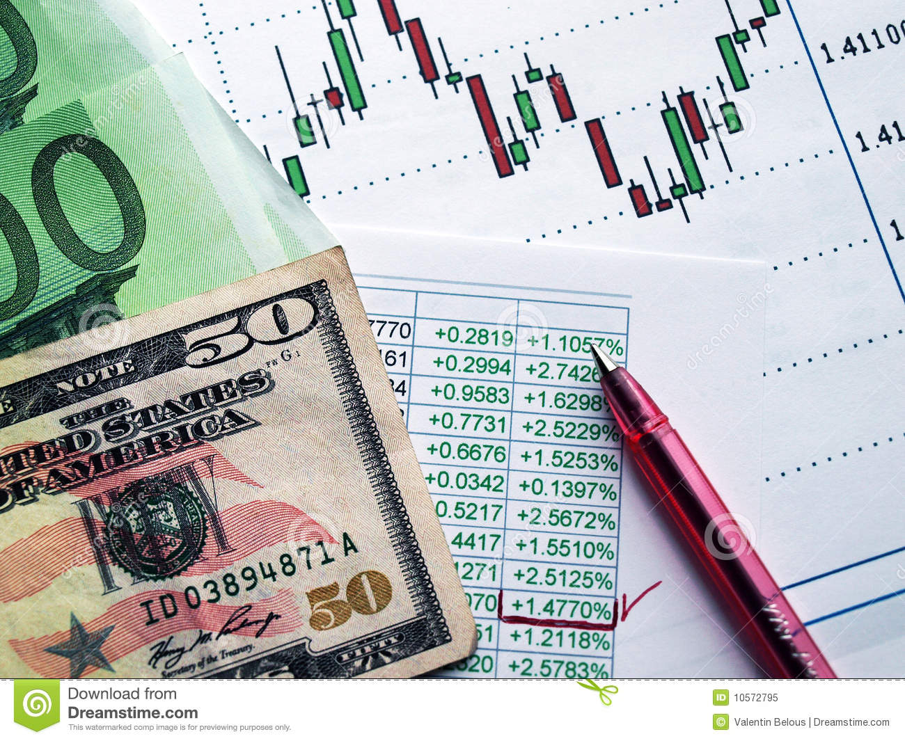 how to see money exchange rate