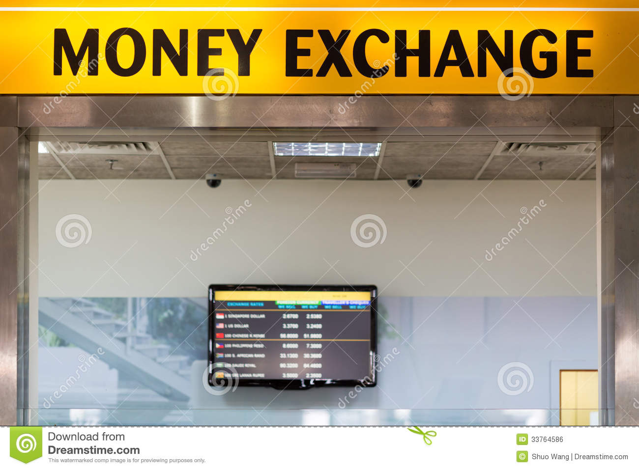 Making money on currency exchange