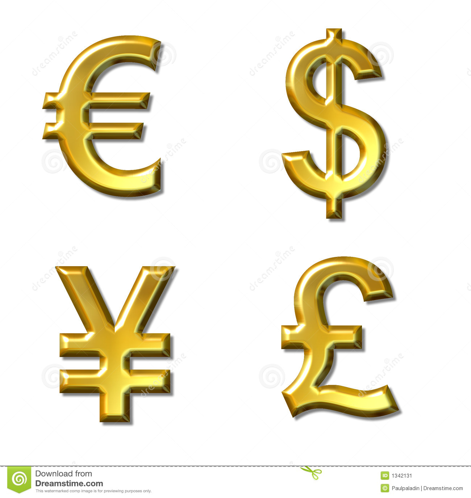 Currency symbols stock illustration illustration of money 1342131 currency symbols biocorpaavc Choice Image