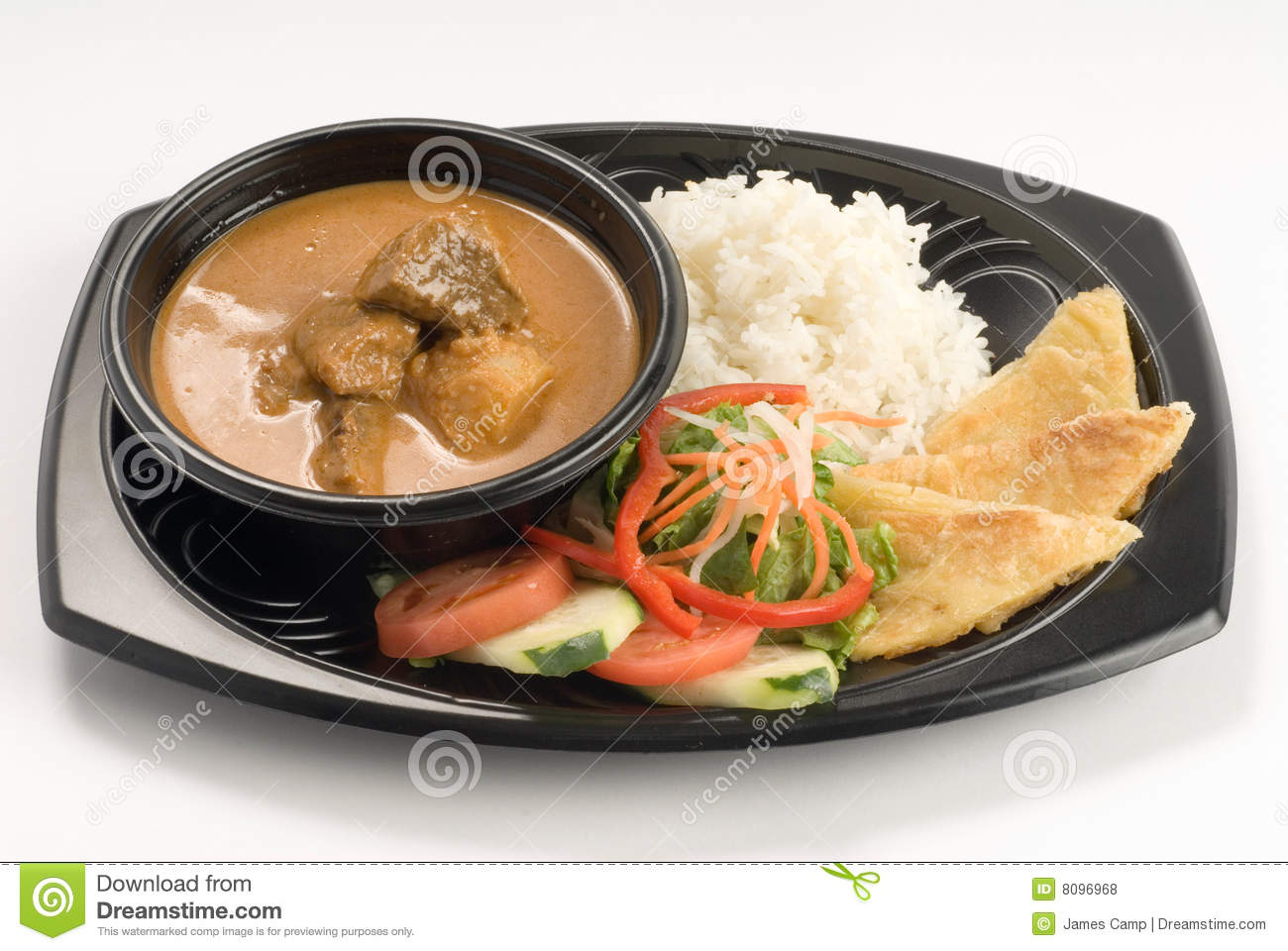 Curry Beef Stew Royalty Free Stock Photos - Image: 8096968