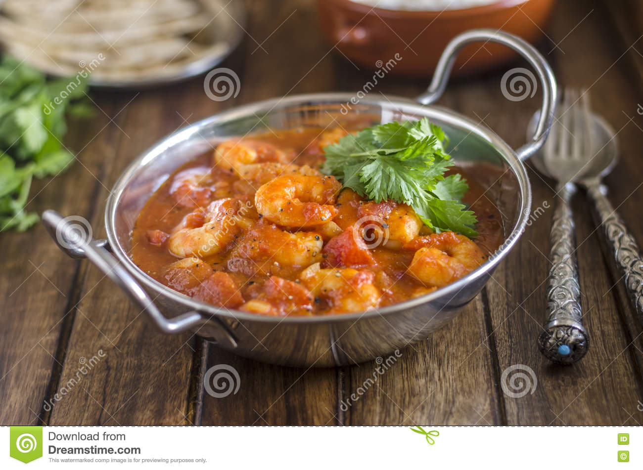 Curry de la gamba