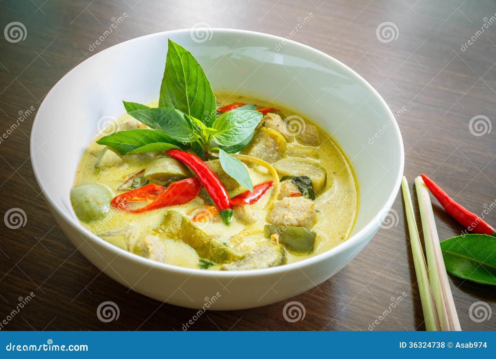 Curry del pesce
