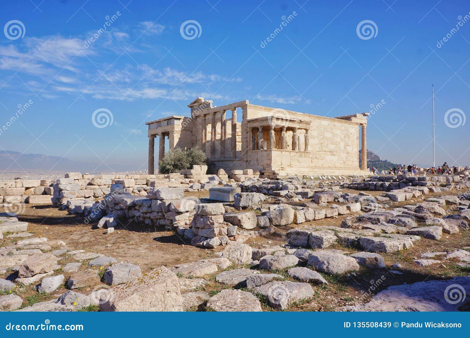 Curso de greece para férias da lua de mel