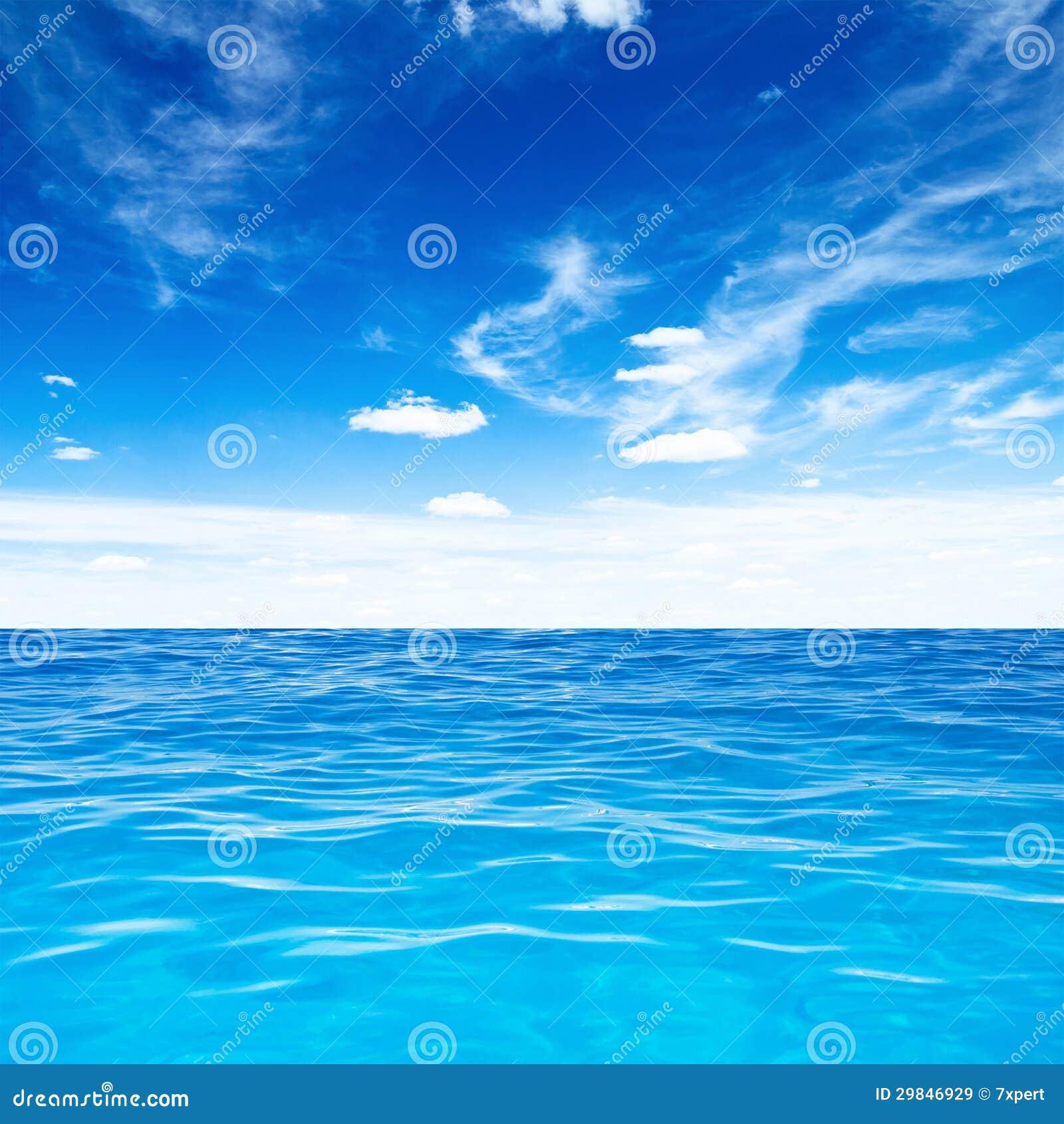 Curso do oceano