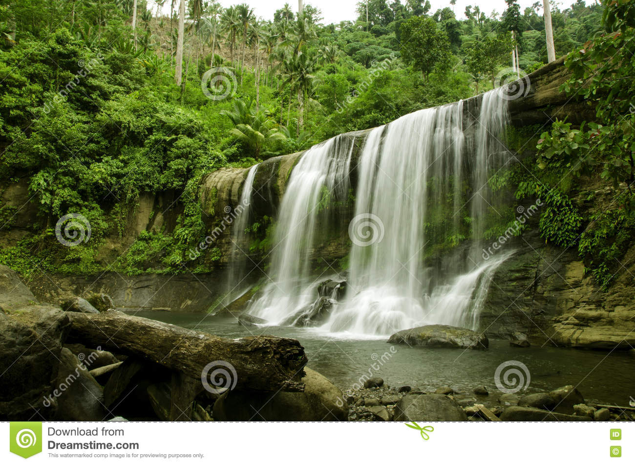 Download Curtain Falls Stock Photo Image Of Curtainfalls Davaooriental