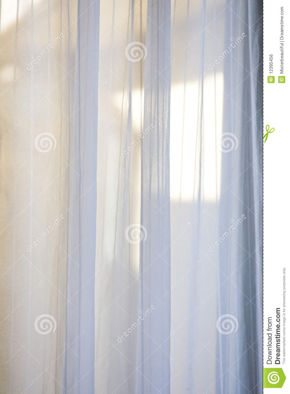 curtain texture royalty free stock image