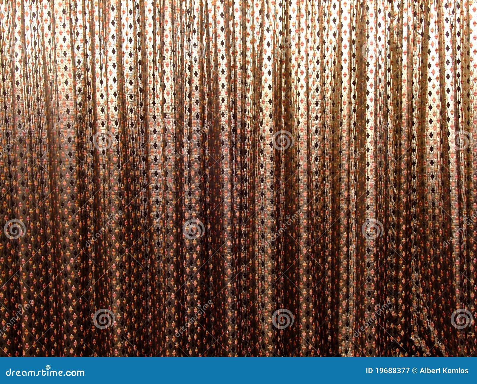 Curtains Texture Gold Curtain texture