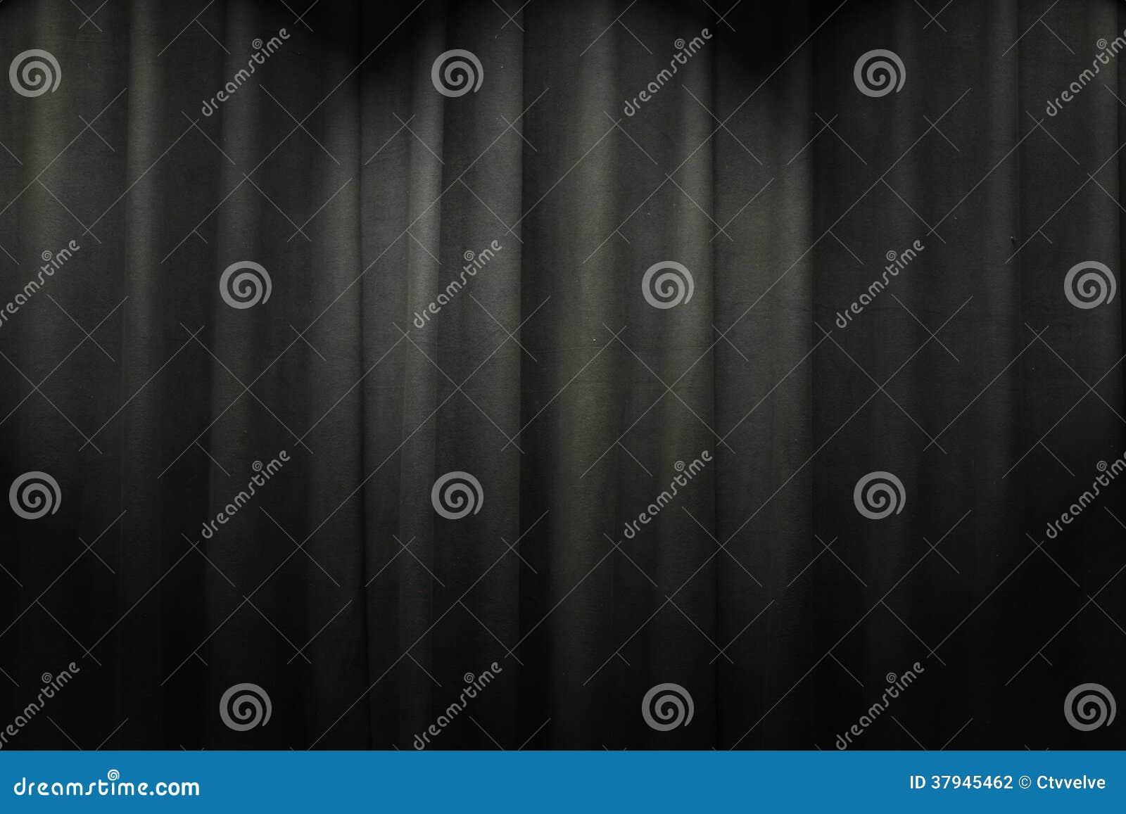 Black Curtain Texture curtain texture black stock photography - image: 37945462