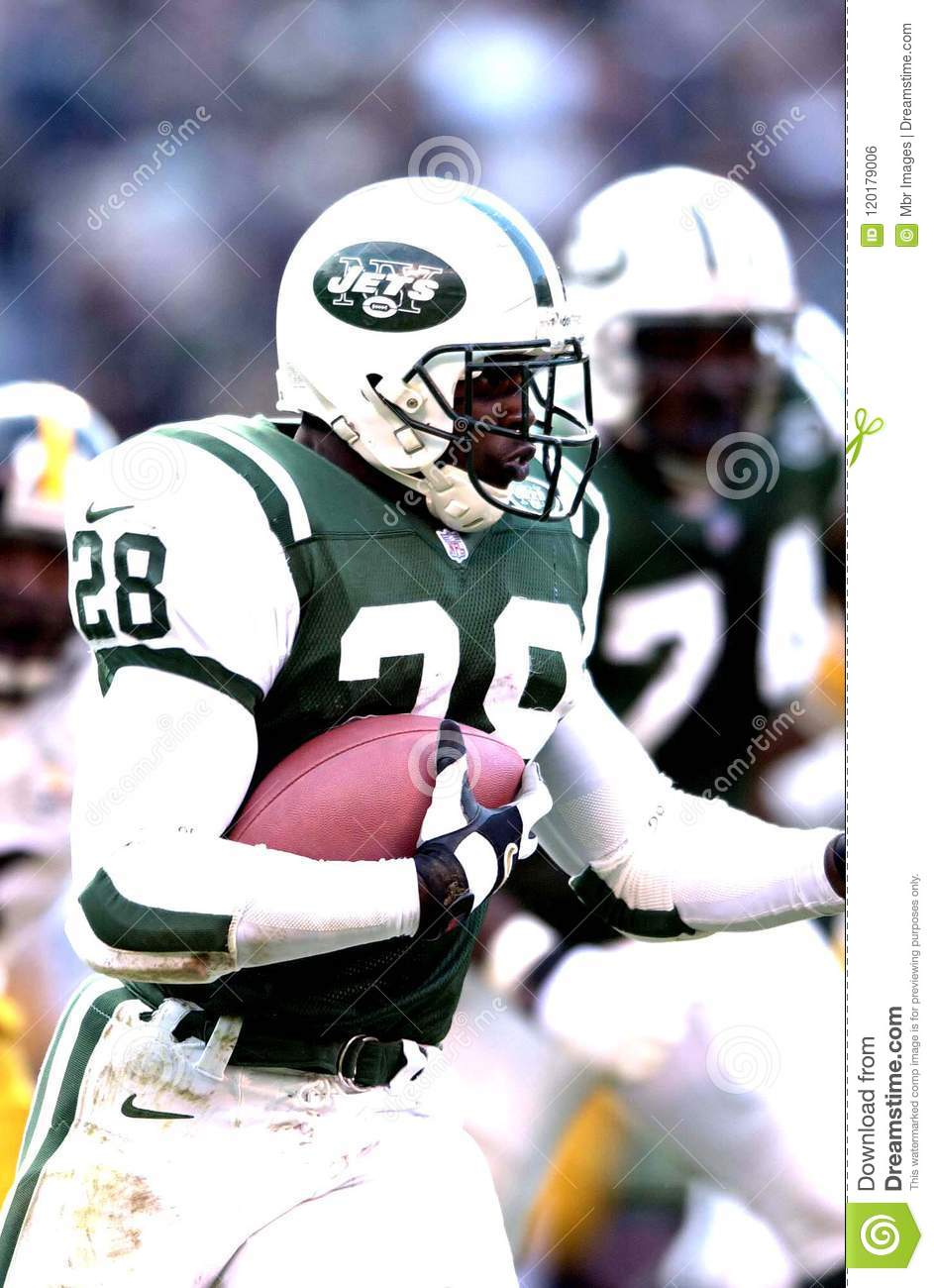 online store 98a26 b54d7 Curtis Martin New York Jets Editorial Photo - Image of ...