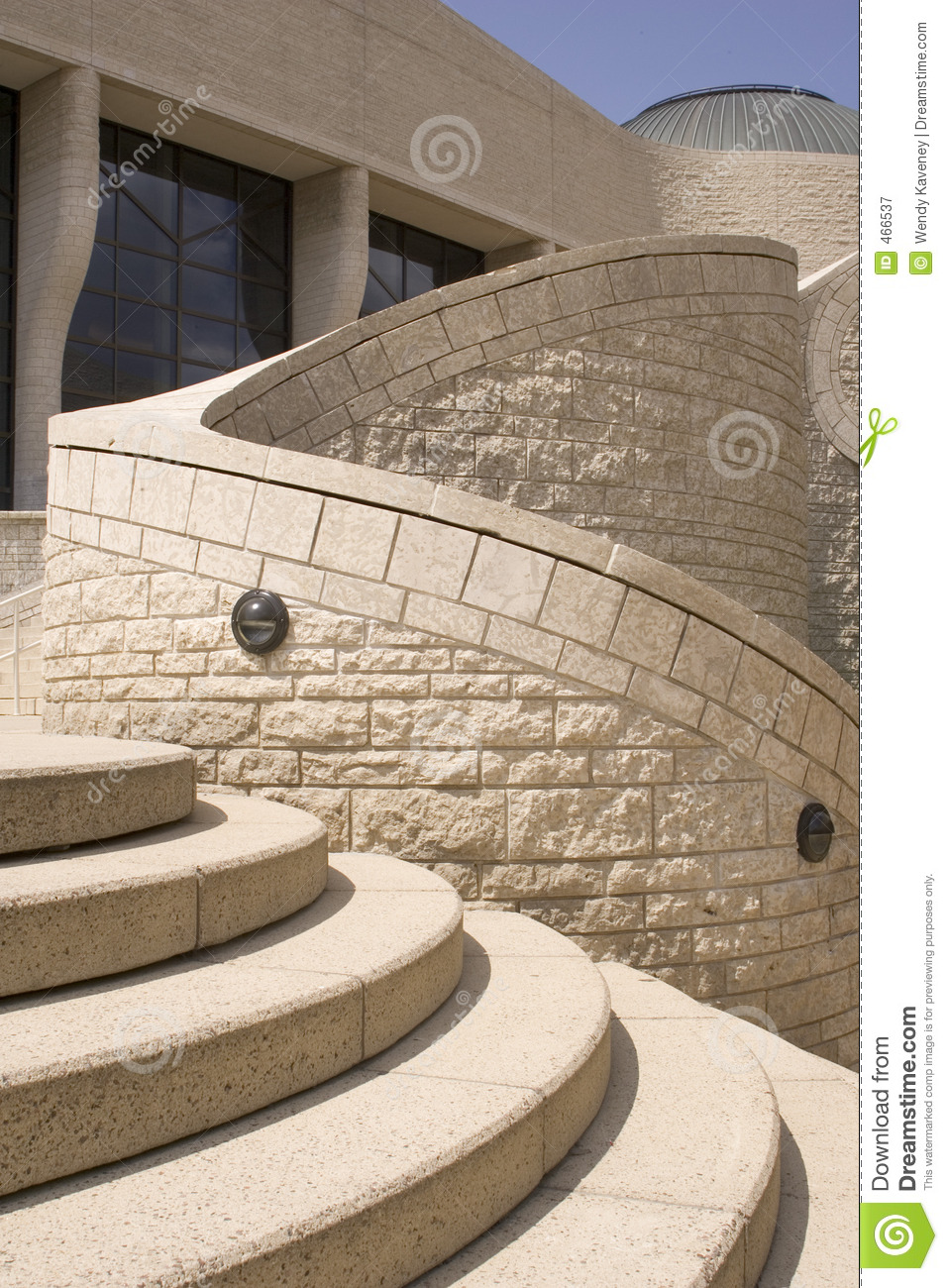 Curved Architecture Curved Architecture Royalty Free Stock Photography Image 466537